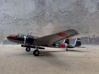 ビッグバード第2弾は96式陸上攻撃機ほか